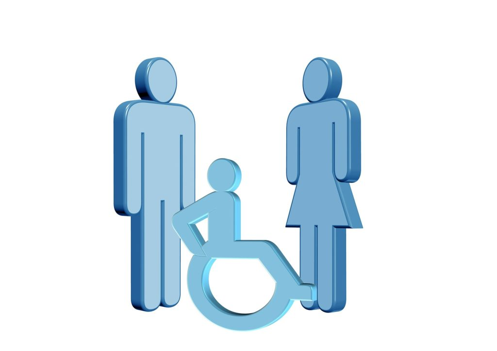 ADA disability discrimination handicapped symbol South Florida Disability Discrimination Attorneys